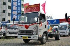 金杯 运盈M系列 129马力 4X2 4.23米单排厢式轻卡底盘(SY5040XXYD-V1) 卡车图片