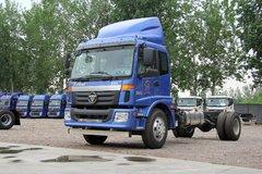 福田 欧曼ETX 3系重卡 170马力 4X2 6.8米载货车底盘(BJ5163CCY-XE)