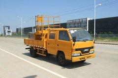 江铃 经典顺达 110马力 10米高空作业车(JX5045JGKXSG2)