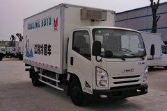江铃 凯锐N800 152马力 4X2 5.135米冷藏车(JMT5081XLCXK2)