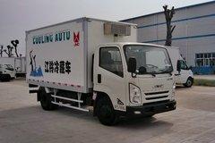 江铃 凯锐800 120马力 4.025米冷藏车(JX5047XLCXG2)