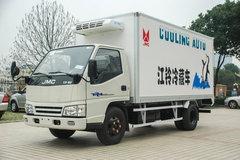 江铃 凯运 110马力 4.2米单排冷藏车(JX5044XLCXGA2) 卡车图片