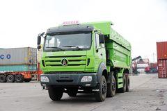北奔 NG80B重卡 336马力 8X4 6.4米新型环保渣土车(ND33103D28J)