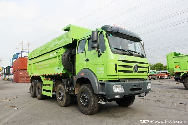 优惠0.2万北奔重卡NG80自卸车促销中