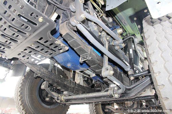 回馈客户杭州北奔NG80自卸车仅32.43万