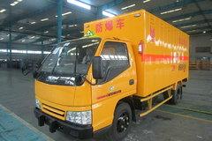 江铃 凯运 109马力 4X2 单长爆破器材运输车(JX5064XQYXG2)