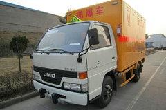 江铃 顺达 109马力 4X2 单标爆破器材运输车(JX5045XQYXA2)