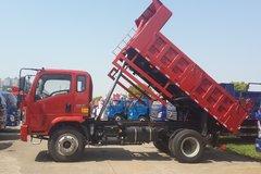 中国重汽 豪曼H3 160马力 4X2 4.2米自卸车(ZZ3128G17DB0) 卡车图片
