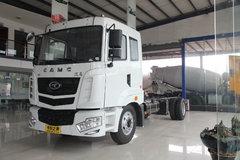 华菱 汉马中卡 160马力 4X2 6.8米厢式载货车底盘(HN5160XXYC16C8M4) 卡车图片
