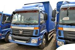 福田 欧马可5系中卡 170马力 4X2 6.8米厢式载货车(BJ5169XXY-F2) 卡车图片