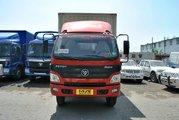 福田 欧马可5系 170马力 4X2 7.45米厢式载货车(BJ5169XXY-A5)