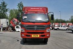 福田 欧马可3系 156马力 5.2米单排仓栅式载货车(BJ5149CCY-A1)