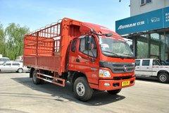 福田 欧马可3 156马力 仓栅式轻卡(BJ5099XXY-F1) 卡车图片