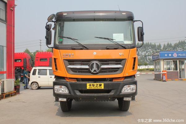 北奔 V3重卡 350马力 6X4 5.6米自卸车