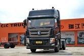 重汽王牌 W5G重卡 310马力 4X2牵引车(CDW4180A1U4)