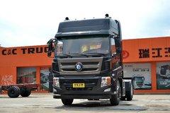 重汽王牌 W5G重卡 310马力 4X2牵引车(CDW4180A1U4) 卡车图片