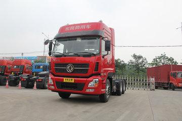 东风商用车 天龙重卡 385马力 6X4牵引车(东风485)(DFL4251AX16A)