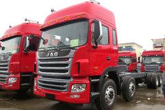 江淮 格尔发A5重卡 310马力 8X4载货车底盘(HFC1311P2K4H45F) 卡车图片