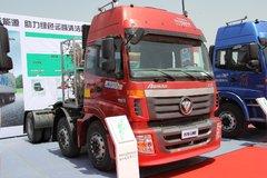 福田 欧曼ETX 6系重卡 380马力 6X2 LNG牵引车(双罐)(BJ4253SNFCB-XA) 卡车图片