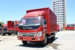 福田 奥铃TX 超值版 110马力 4.2米单排厢式轻卡(气刹)(BJ5049XXY-AA) 卡车图片