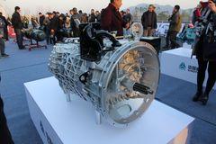 中国重汽HW19712CL 12挡 手动变速箱
