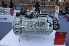 中国重汽HW20716AL 16挡 AMT自动挡变速箱