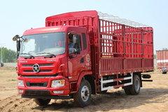 大运 N6中卡 165马力 4X2 6.2米仓栅式载货车(CGC1161D4UAB)