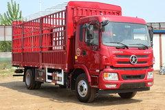 大运 N6中卡 180马力 4X2 6.75米仓栅式载货车(CGC5160CCYD5BAEA)图片