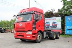 一汽解放 J6P重卡 420马力 6X4牵引车(AMT)(CA4250P66K24T1A1HE4X) 卡车图片