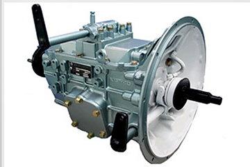 重汽HW48506TC 变速箱