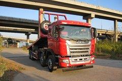 江淮格尔发 300马力 8X4 6.5米集装箱平板自卸车(HFC3311ZXPP2K4H38AF)