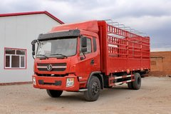 陕汽商用车 轩德中卡 190马力 4X2 6.75米仓栅式载货车(SX5168CCYGP4) 卡车图片