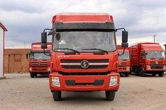 陕汽商用车 轩德X6中卡 轻量化版 220马力 6X2 7.8米厢式载货车(SX5255XXYGP5)图片