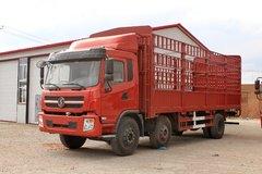 陕汽商用车 轩德中卡 220马力 6X2 7.8米仓栅式载货车(SX5255CCYGP4) 卡车图片