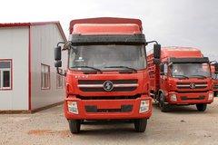 陕汽商用车 轩德X6中卡 轻量化版 245马力 6X2 7.8米厢式载货车(SX5255XXYGP5)图片