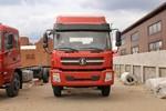 陕汽商用车 轩德X6中卡 轻量化版 220马力 6X2 7.8米栏板载货车(SX1255GP5)图片