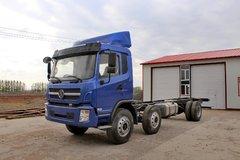 陕汽商用车 轩德中卡 220马力 6X2 8.6米仓栅式载货车底盘(SX5254CCYGP4) 卡车图片