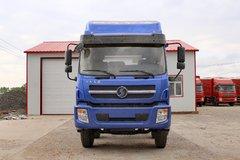 陕汽商用车 轩德X6中卡 轻量化版 245马力 6X2 7.8米仓栅式载货车(SX5255CCYGP5)图片