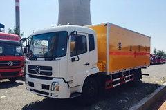东风 天锦 180马力 4X2 爆破器材运输车(湖北江南-江特牌)(JDF5160XQYDFL4)