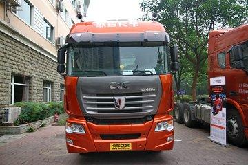 联合卡车 U440重卡 440马力 6X4牵引车(QCC4252D654)