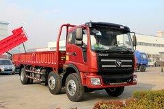 福田 瑞沃中卡 210马力 6X2 7.5米栏板式载货车(BJ1255VNPHE-1) 卡车图片