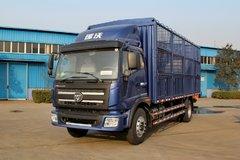 福田 瑞沃中卡 168马力 4X2 6.7米仓栅式载货车(BJ5165CCY-10)