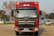 福田 瑞沃Q5 180马力 4X2 6.7米仓栅式载货车(BJ5165CCY-FA)