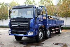 福田 瑞沃中卡 220马力 6X2 7.5米栏板载货车(BJ1255VNPHE-5) 卡车图片