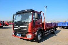 福田 瑞沃中卡 168马力 4X2 6.2米栏板载货车 卡车图片