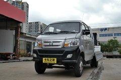 重汽王牌 W1系 1.8L 62马力 柴油 2.5米双排栏板微卡(CDW5030CCYS3M4) 卡车图片
