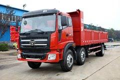 福田瑞沃中型 180马力 6X2 7.4米自卸车(BJ3255DLPHE-4) 卡车图片