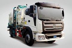 福田瑞沃 168马力 4X2 餐厨垃圾车(BJ5155TCA-1)