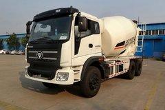 福田瑞沃 260马力 6X4混凝土搅拌车(BJ5252GJB-G2)