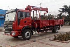 福田瑞沃 168马力 4X2 6.3吨随车吊(BJ5165JSQ-2)